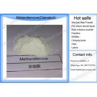 Hormone Steroid raw powder D-bol/Dianabol/Methandrostenolone 50mg/ml 80mg/ml oral steroid CAS 72-63-9 for Bodybuilding Manufactures