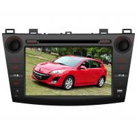 MAZDA 3 Car GPS Navigation System With AV-IN Bluetooth ISDB-T Manufactures