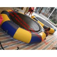 cheap inflatable water trampoline water park water park equipment for sale Manufactures