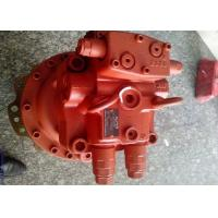Daewoo DH55 DH60-7 Excavator Excavator Swing Motor SM60 With Gearbox Manufactures