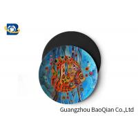 Fish Image 3D Printing Lenticular Coasters No Suction Cup Bath Mat Plastic Placemats Manufactures