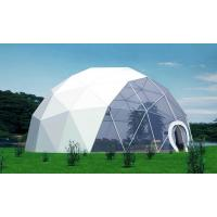4 Persons Outdoor Clear PVC Igloo Dome House Living Geodesic Tent For Sale Manufactures