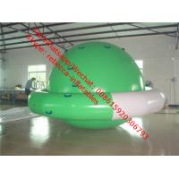 Inflatable Saturn Rocker inflaltable water toy  Aqua Sphere for sale Manufactures