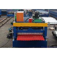 Automatic Metal Zinc IBR Profile and Corrugated Sheet Roofing Panel Roll Forming Machine Manufactures