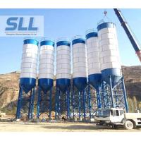 Stationary Type Fly Ash Storage Silo For Concrete Mixing Plant 3-10T Manufactures
