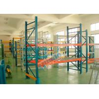 Buy cheap Double Deep Pallet Racking System For Warehouse , Each Level Adjustable Pallet from wholesalers