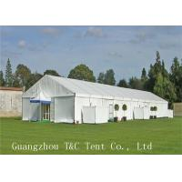 Multifunctional Use Outside Event Tents , Self Cleaning Ability Tents For Parties Manufactures