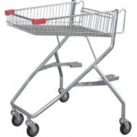 80L -  120L Lower Metal Basket Disabled Shopping Trolley For Wheel Chairs Manufactures