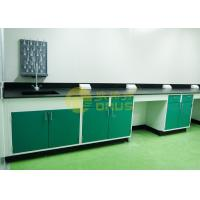 Molded marine edge epoxy resin countertops 1.0 meter for chemical engineering