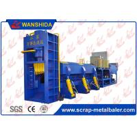 Buy cheap Y83Q-6300C Hydraulic Metal Shear Baler Scrap Car Bodies Press Machine from wholesalers