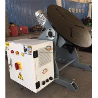 Light Duty Welding Table Hand Wheel With Foot Pedal 300kg 600mm table Manufactures