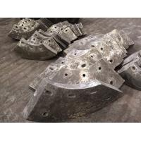 Custom Design Alloy Steel Wear Plate , Sand Casting Products Free Sample Manufactures