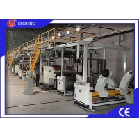 1800mm 7 Ply 250m / Min Carton Production Line Manufactures