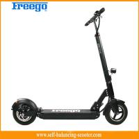 CE FCC Approval Big Wheel Electric Kick Scooter Adult Electric Scooter Skateboard Manufactures