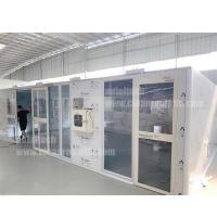 China Class 8 China Modular clean room for Face mask Factory on sale