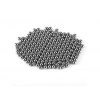Solid Chrome Steel Balls GCR15 DIN5410 AISI52100 For Bearing Surface Finish Treatment Manufactures