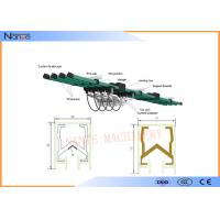 Multiple Supporting Bracket Crane Conductor Bar For Electric Hoists Manufactures