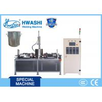 Hwashi Aluminum Sauce Pan Handle Spot Welding Machine stainless steel welders Manufactures