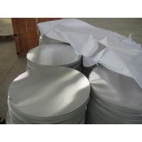 DC material 0.5mm to 3.0mm 1100 1050 H14 Hot Rolled Aluminium Circle with Deep Drawing Manufactures