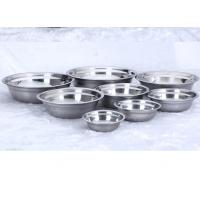 stainless steel  bowl Manufactures