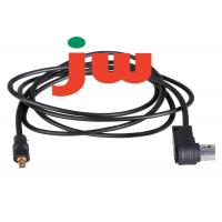 Quality DC Power Car Radio Wiring Harness , Tin Wire Material Jack Plug Adapter for sale