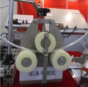 Manual spacer bar bending machine , Metal Round Bar Bending Machine Manufactures