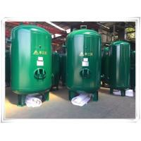 Nitrogen Compressor Air Receiver Tank Replacements , Compressed Air Accumulator Tank Manufactures