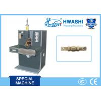 Carbon-Electrode Pneumatic Spot Welding Machine Silver Contacts / Points Manufactures