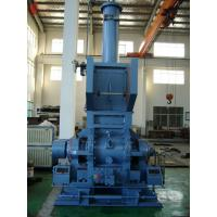 Hermetic Type Intermeshing Rotor rubber internal mixer with Cooling water Manufactures