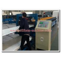 China Mini Small Wave Corrugation Profile Steel Roofing Sheet Roll Forming Machine on sale