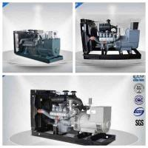 10KVA~1250KVA Diesel Generator Set Cummins Water - Cooling CE / ISO Manufactures