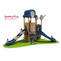 Handstand Dream Cloud Kids Outdoor Playset , Kids Playground Slide Customized for sale