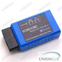 Wireless Bluetooth OBD Diagnostic Interface Auto Code Reader Manufactures