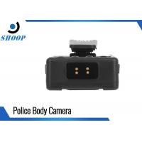 External Mini Body Worn Video Recorder Shockproof With CMOS OV4689 Sensor Manufactures