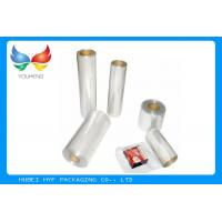 Soft 40mic PVC Heat Shrink Film Roll 200m - 1000mm Width For Label Printing Manufactures