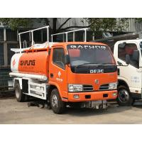 2018 Best-selling Dongfeng FRK fuel tank truck with good price and quality Manufactures
