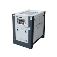 Low Noise Cabinet Mini 2.2KW 8bar Scroll Type Air Compressor Manufactures