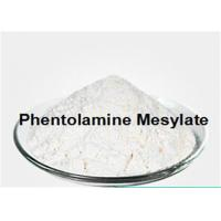 Phentolamine Mesylate 65-28-1 Steroid Cutting Cycle For Women Pheochromocytoma Treatment Manufactures