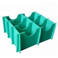 Green Heat Resistance Waterproof Plastic Divider Sheets Coroplast Divider Board Manufactures