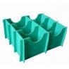 Green Heat Resistance Waterproof Plastic Divider Sheets Coroplast Divider Board Manufactures