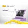 Medical Home Hifu Machine 10 - 11 Line Adjustable Ultrasound Skin Treatment Manufactures