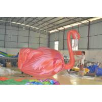 Quality Inflatable Swan Inflatable Ostrich / Cartoon Inflatable Simulation Animal for sale