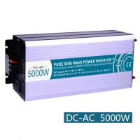 Real Power 12V 24V DC TO AC 220VAC 110V Pure Sine Wave 300W Solar Power Inverter Manufactures