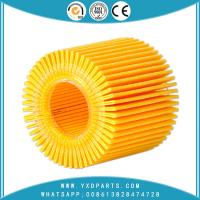 Chinese supplier Wholesale universal 04152-YZZA6 For toyota LEXUS Car engine oil filter Manufactures