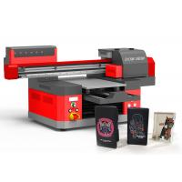 Stable UV Digital Printing Machine , LED UV Flatbed Printer For Glass Manufactures