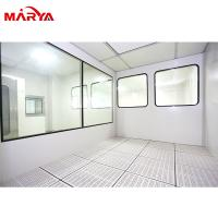 China GMP Standard Class 100 Clean Room, Cleanroom Wall Systems Dynamic Pass Box on sale