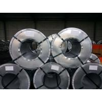 ISO9001 High Strength Galvanized Steel Coil For Steel Roofing / C Purlin, Regular Spangle Manufactures