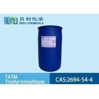 Pale yellow liquid  Triallyl Trimellitate 2694-54-4 TATM as Highly Effective Crosslinker Manufactures