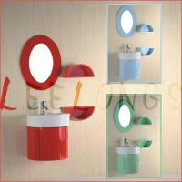 Quality PVC Bathroom Cabinet for sale
