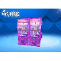 1 - 2 Player Crane Game Machine / Claw Grabber Machine 90W 220V Manufactures
